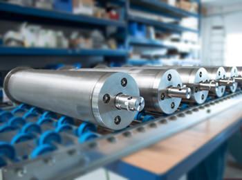 Unsere Motoren werden in unserem Werk entwickelt, hergestellt und getestet