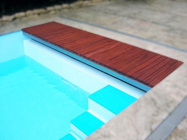 Rollo Solar - Unterflur Holzrost - Bild 2