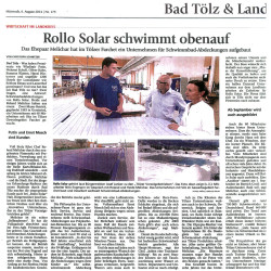 Rollo Solar in der Presse