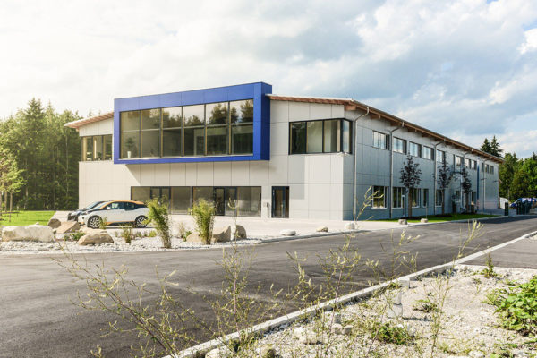 Здание компании Rollo Solar