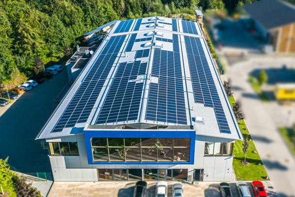 Rollo-Solar-Photovoltaik