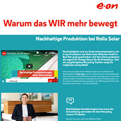 E.ON - Über Wir - Rollo Solar Case